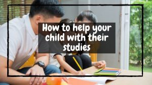 helping child in studies
