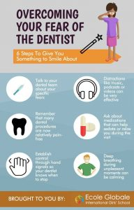 How to overcome the dental checkup anxiety