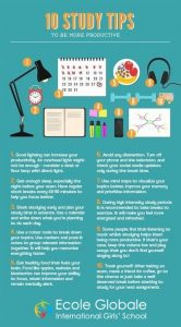 TEN FANTASTIC TIPS TO ENHANCE THE STUDY PROCESS