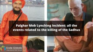 Palghar Mob Lynching Incident of sadhus
