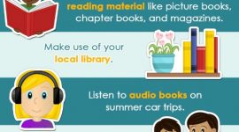 TIPS TO BEAT THE SUMMER SLIDE