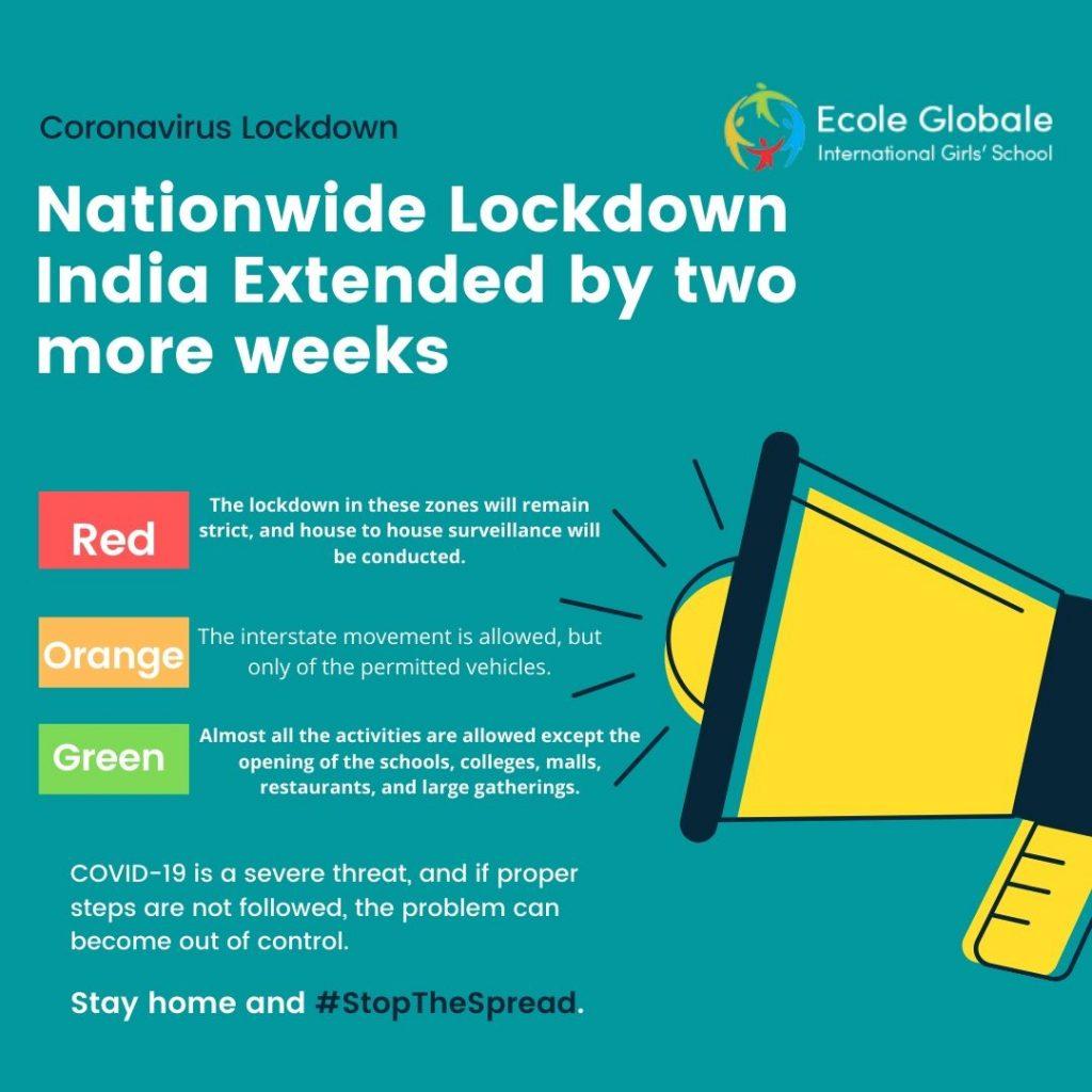 lockdown extension