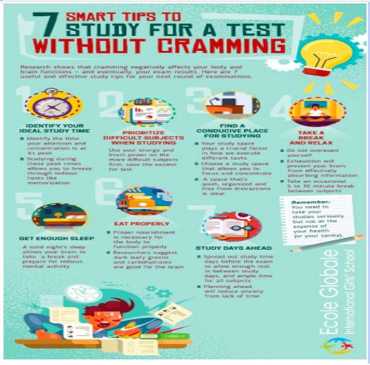 Back to School - Study Tips - Lower Valley Credit Union