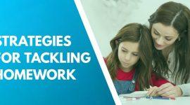 Strategies For Tackling Homework