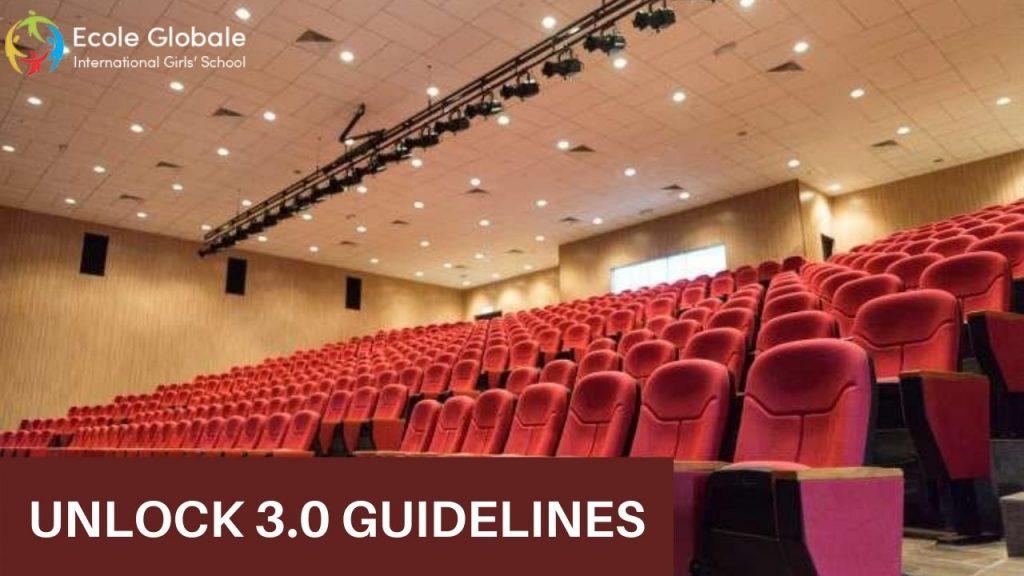 unlock 3.0 guidelines
