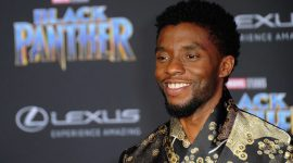 CHADWICK BOSEMAN, THE BLACK PANTHER ACTOR, DIES OF CANCER AT 43