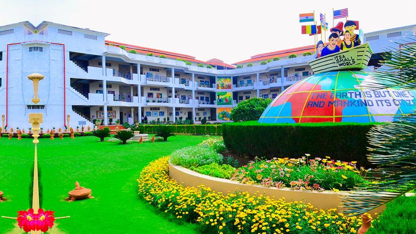 Little Angels High School, Gwalior