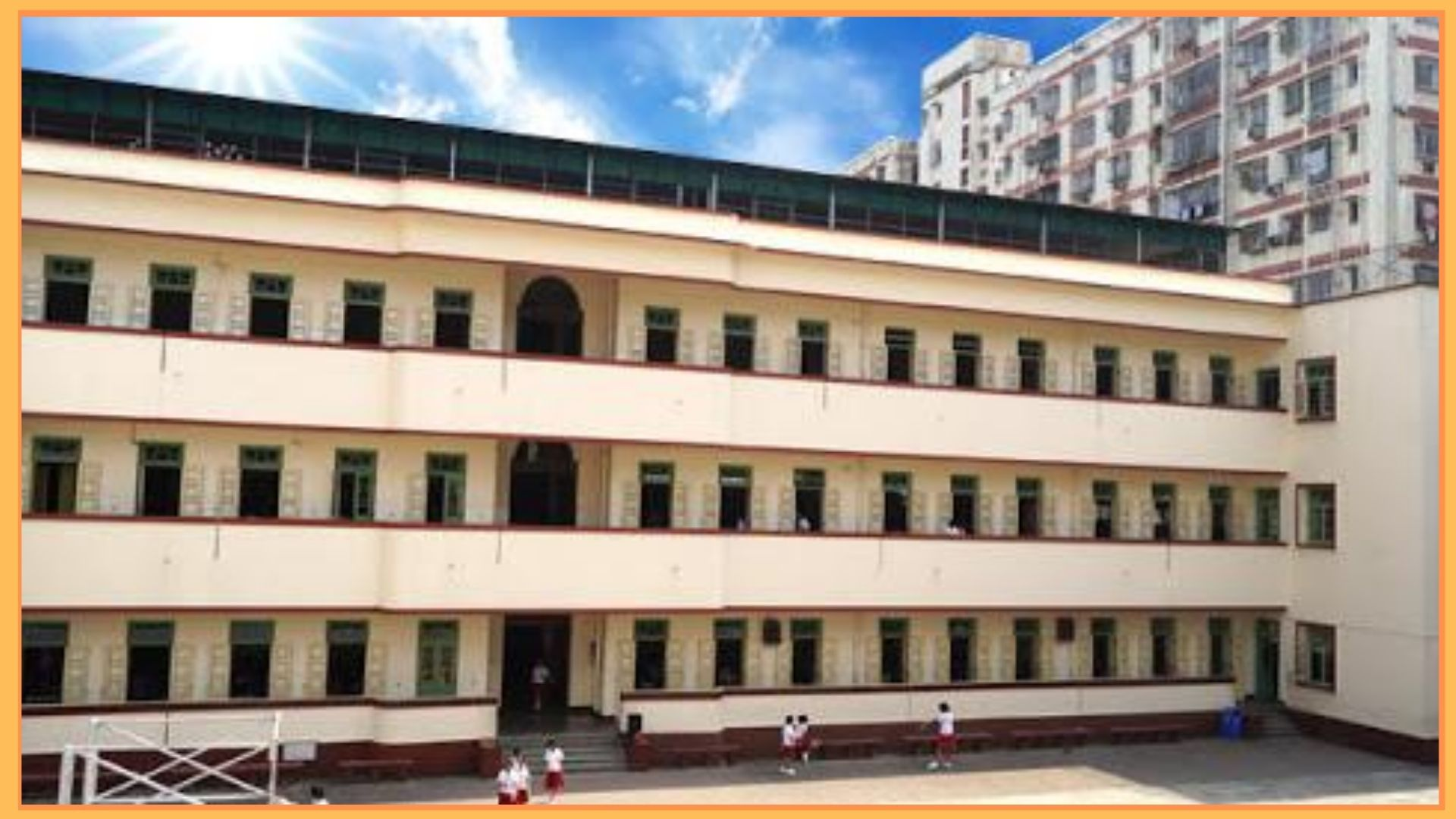 LORETO HOUSE schools in india