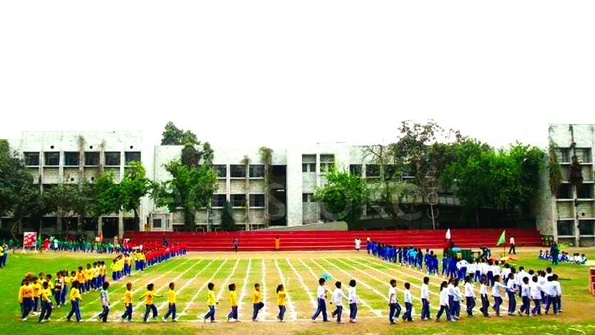 Mother's International School, New Delhi