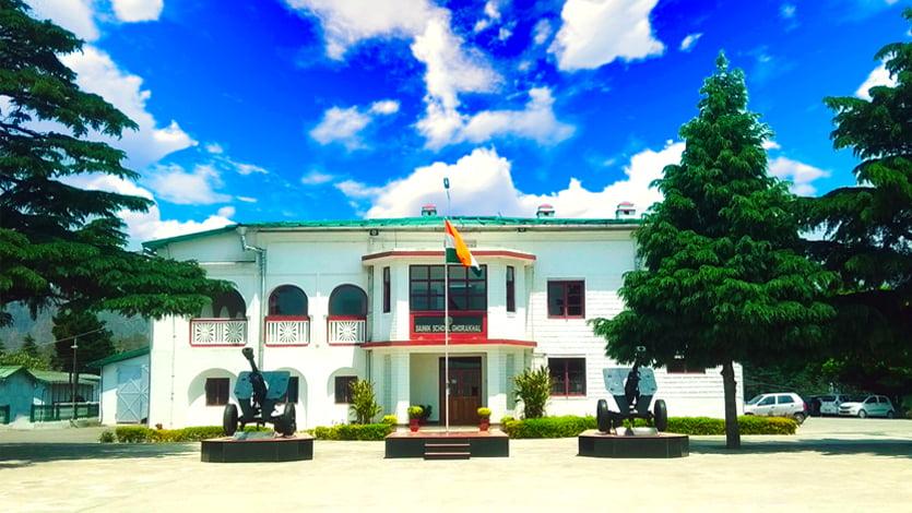 Sainik School, Nainital