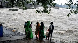 Yamuna River water Level rises close to the Danger mark in Delhi, Flood Warnings: Officials