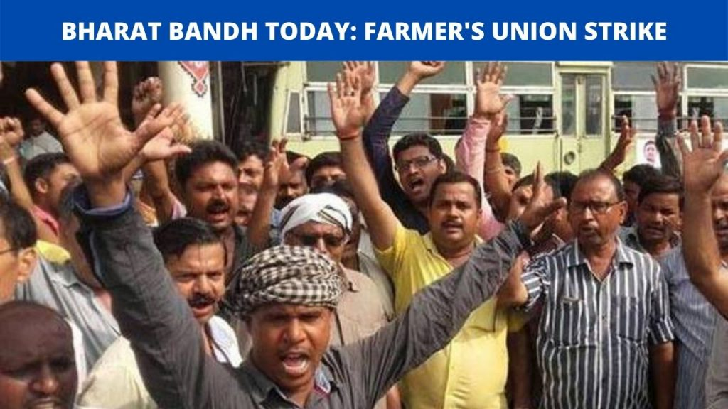 BHARAT BANDH TODAY