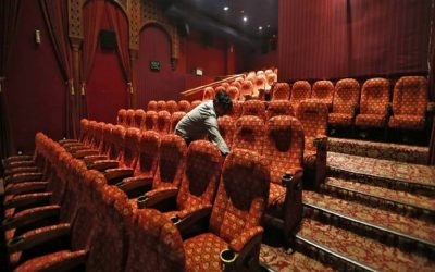 UNLOCK 5.0: CINEMA HALLS LIKELY TO START OPERATING