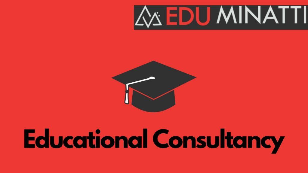 Educational Consultancy