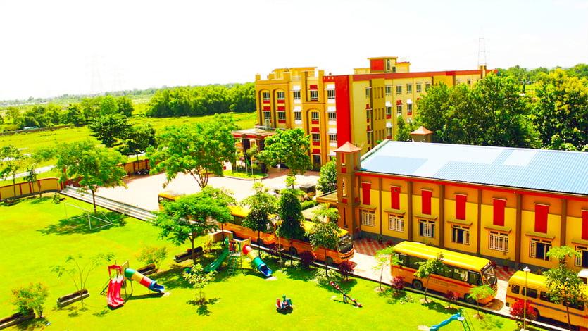 Hebron School, Bairatisal