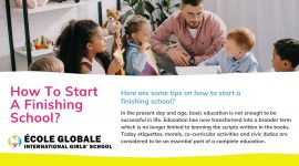 How To Start A Finishing School?