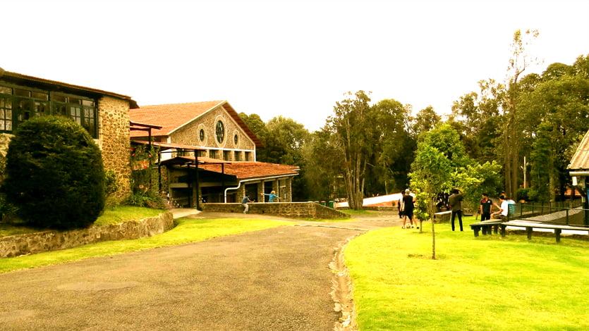 Kodaikanal International School, Kodaikanal