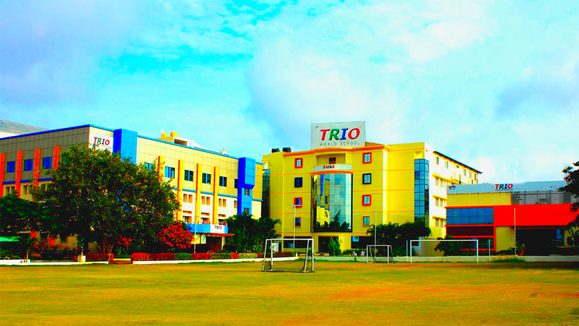 Trio World Academy, Bengaluru