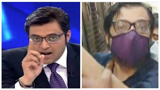 THE SUICIDE CASE IN WHICH ARNAB GOSWAMI HAS BEEN ARRESTED