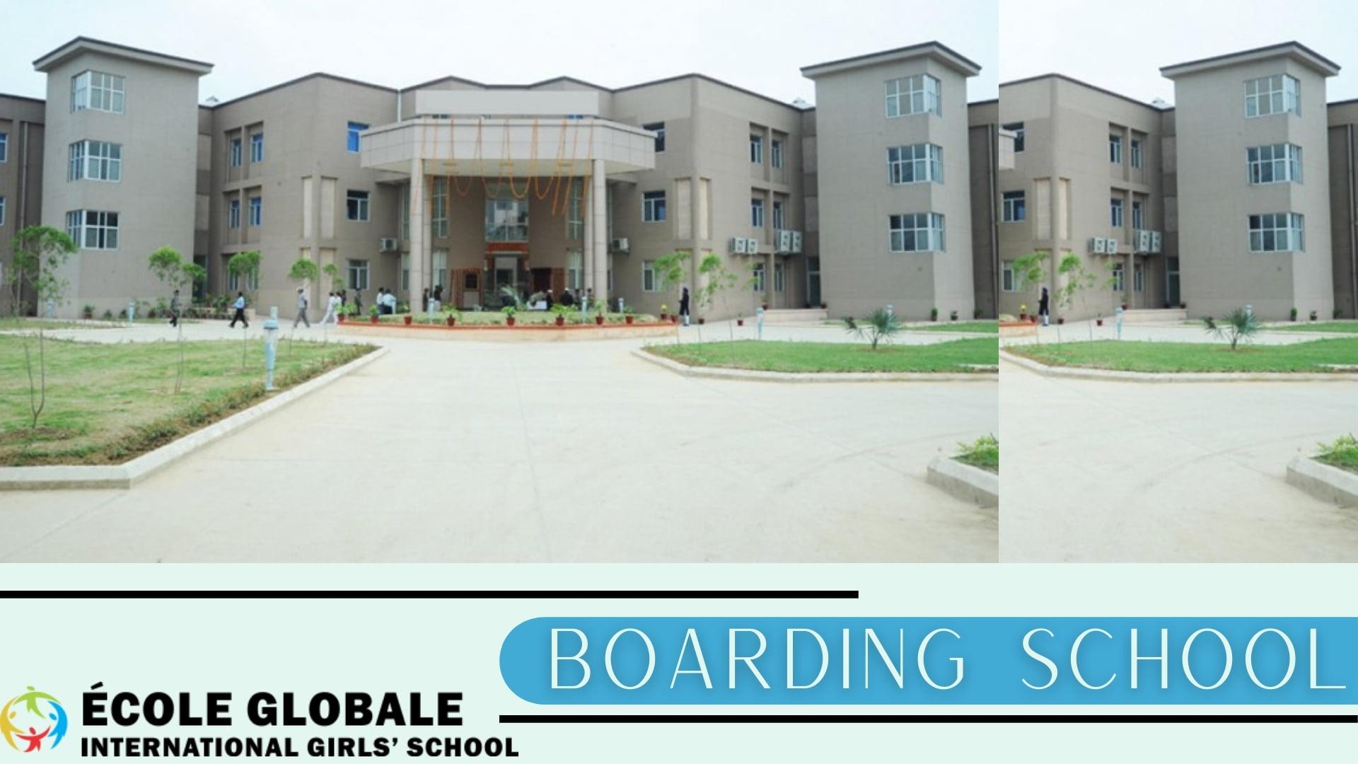 BOARDING-SCHOOL