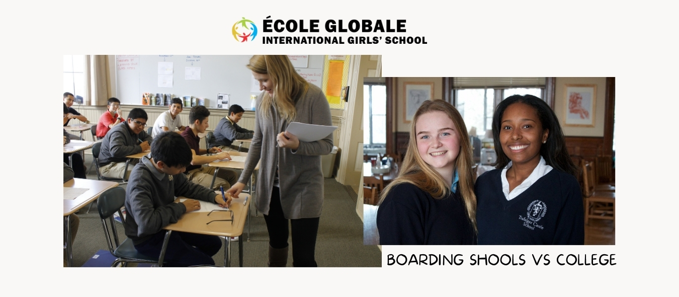 Boarding Schools Vs College: How Does A College And Boarding School Differ