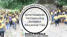 Importance Of Educational Trips For School Students