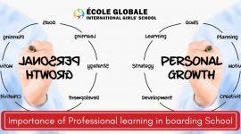 Importance Of Professional Learning In Boarding School