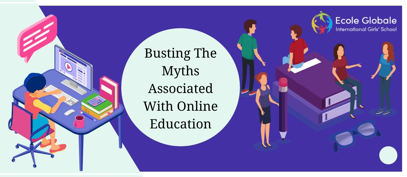 Busting The Myths Associated With Online Education
