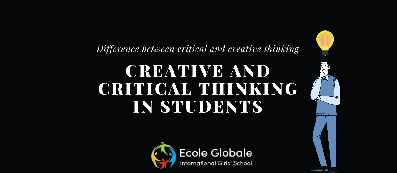 Creative And Critical Thinking In Students