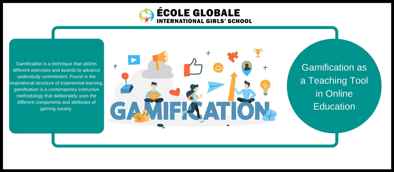 How Gamification Tool Helps In Teaching Online Education?