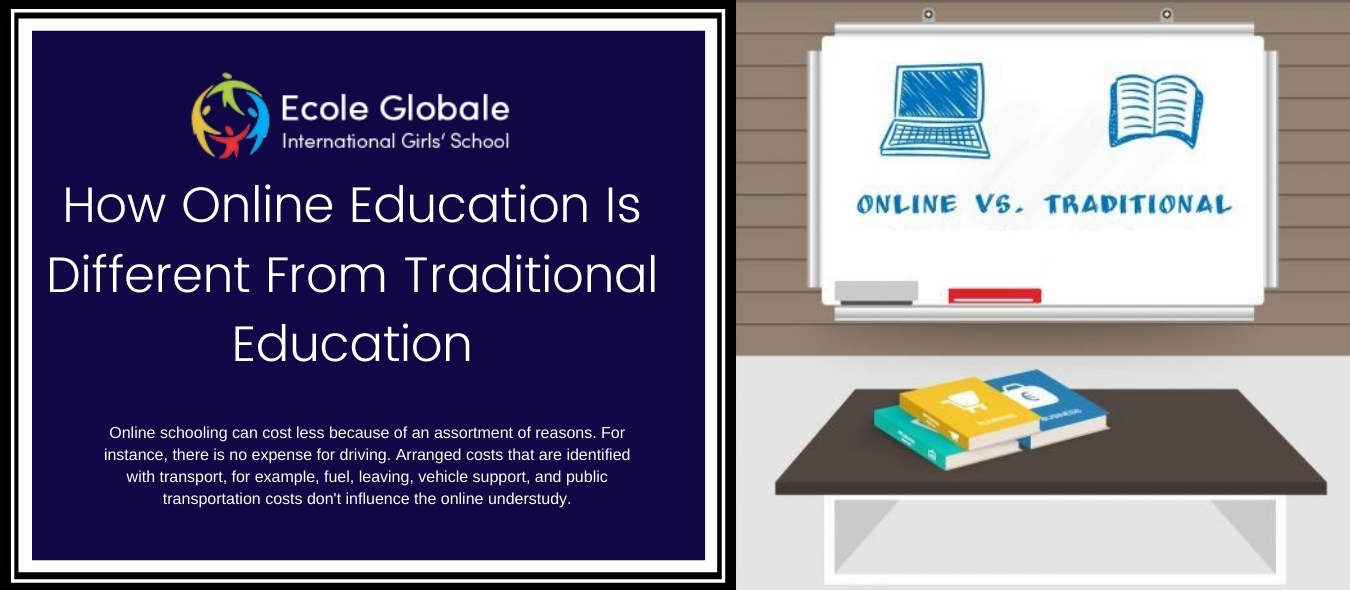 6 Benefits Of Online Education Over Traditional Education