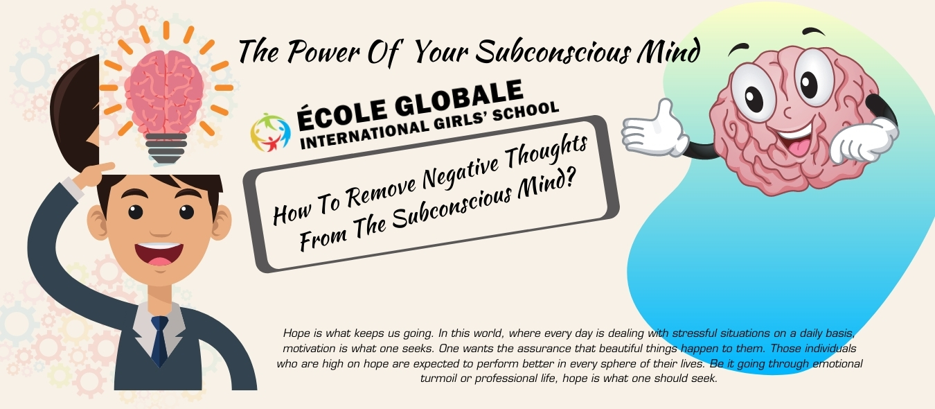 How To Remove Negative Thoughts From The Subconscious Mind?