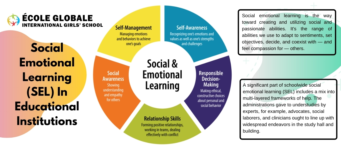 Social Emotional Learning (SEL) In Educational Institutions