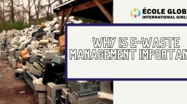 Why is e-waste management important?