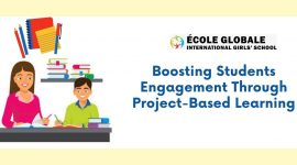 Boosting Students Engagement Through Project-Based Learning