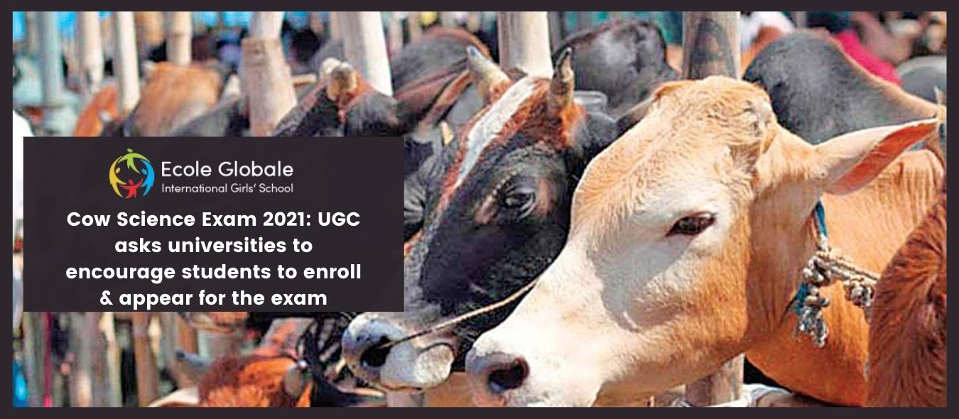 Cow Science Exam 2021: UGC asks universities to encourage students to enroll & appear for the exam