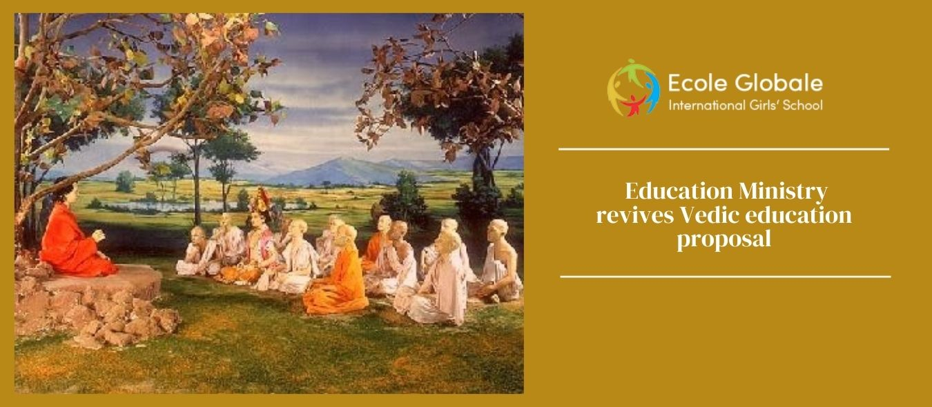 Education Ministry revives Vedic education proposal