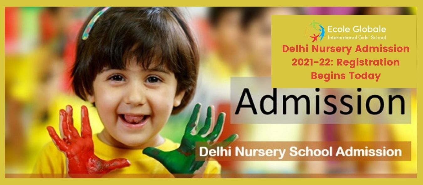 Delhi Nursery Admission 2021-22: Registration Begins Today; Instructions For Parents