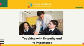 Teaching with Empathy and Its Importance