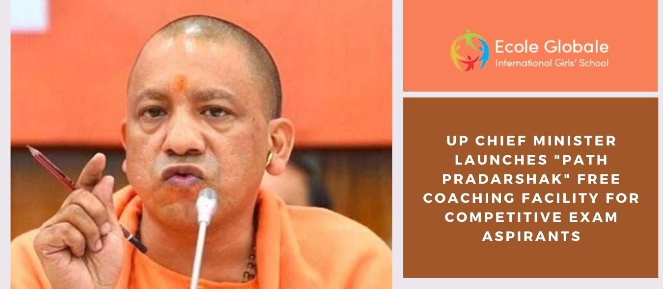 """UP Chief Minister Launches """"Path Pradarshak"""" Free Coaching Facility For Competitive Exam Aspirants"""