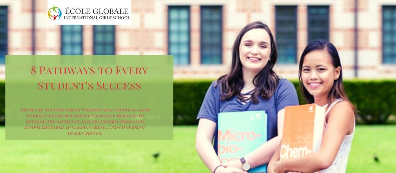 8 Pathways to Every Student's Success