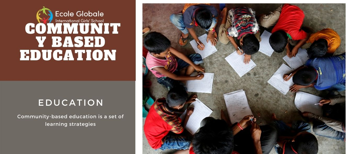 What is community based education and its benefits?