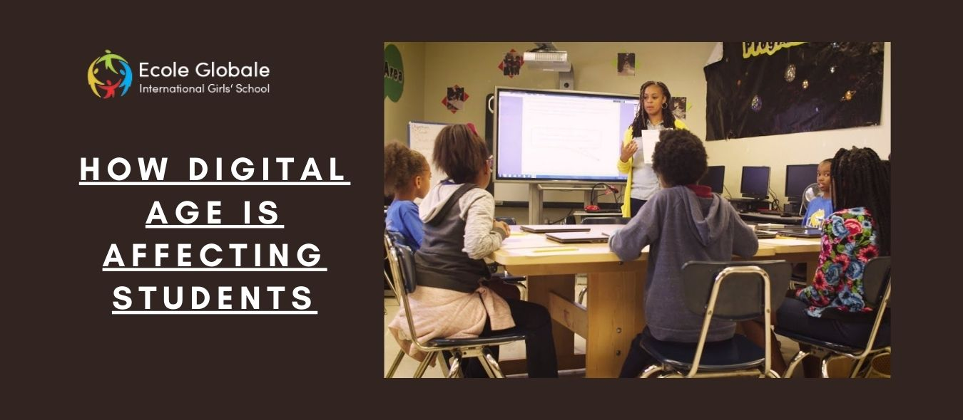 How Digital Age is Affecting Students