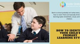 How to identify your child's primary learning style