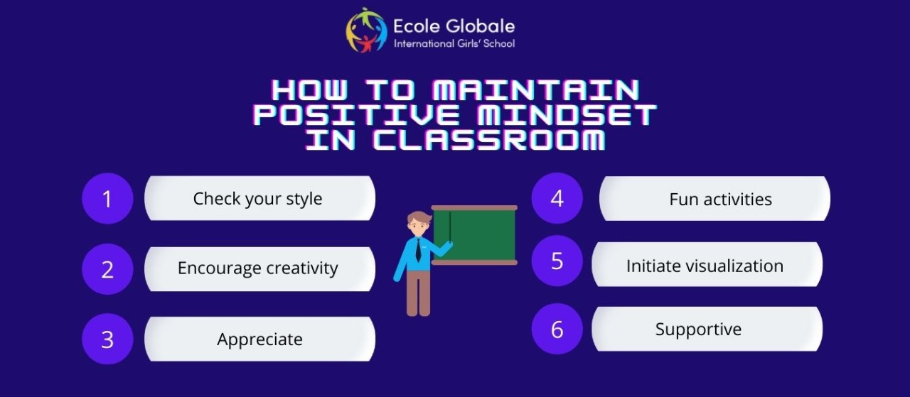 Maintaining a positive environment in classrooms