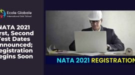 NATA 2021 First, Second Test Dates Announced; Registration Begins Soon
