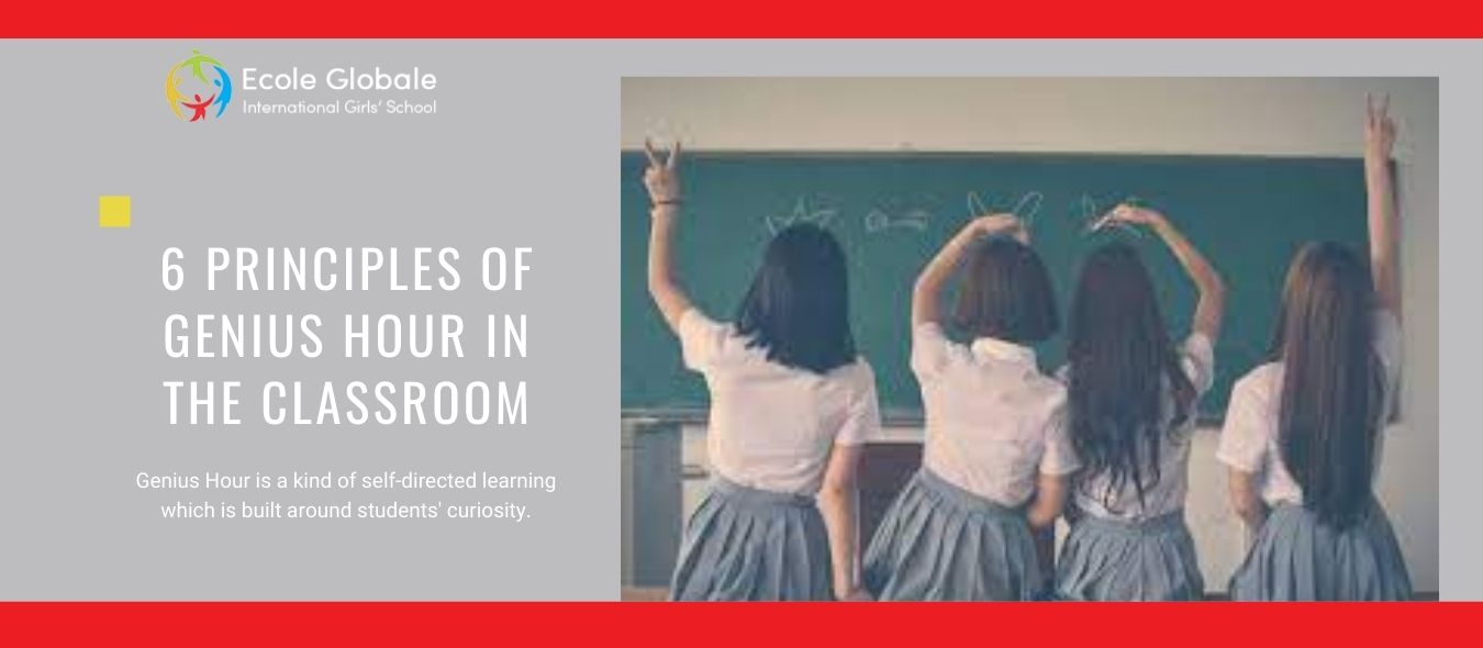 6 Principles Of Genius Hour In The Classroom