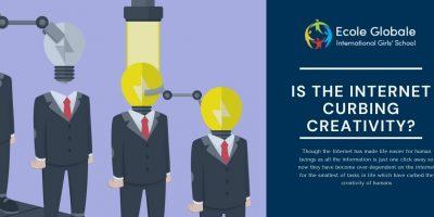 Is the internet curbing creativity?