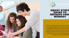 Smart study hacks to improve your memory