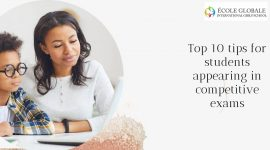 Top 10 tips for students appearing in competitive exams